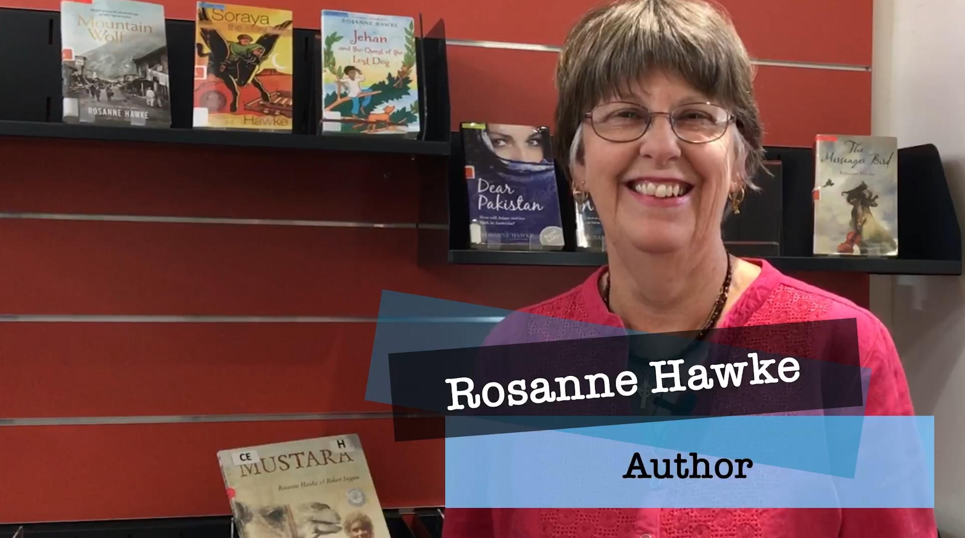 Rosanne Hawke