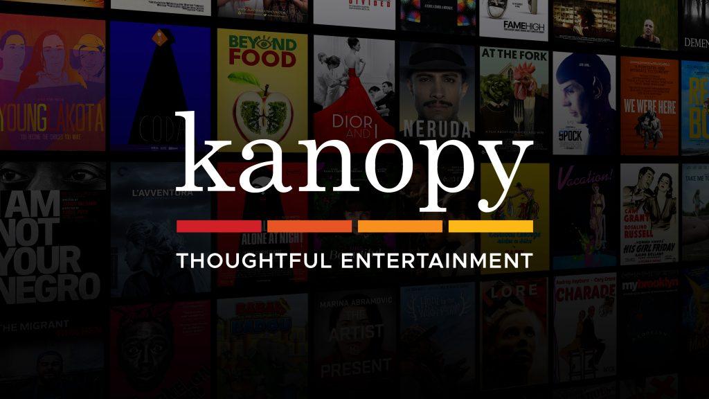 Kanopy Film Streaming Service