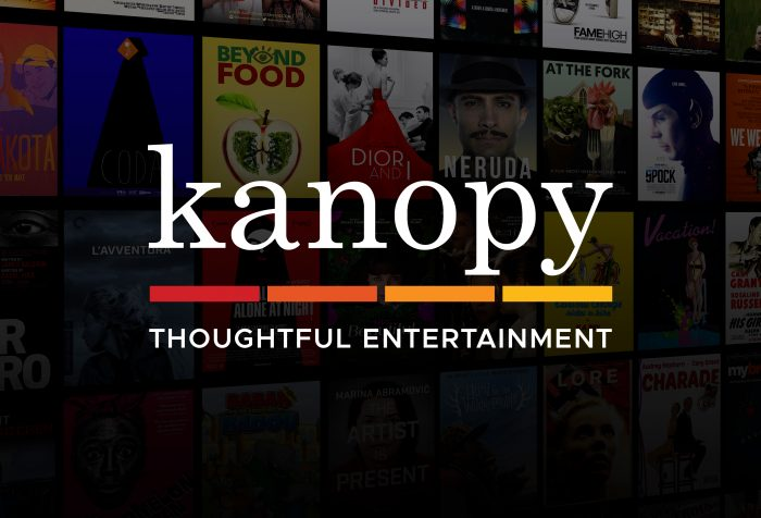 Kanopy Film Streaming Service
