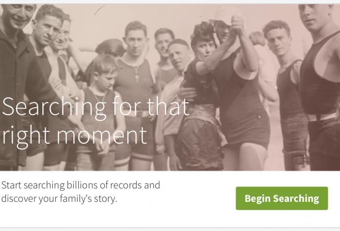 Ancestry Online (Library Edition)
